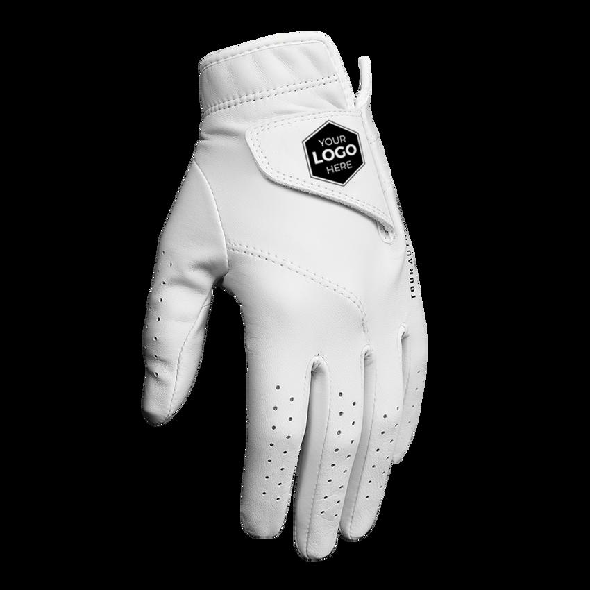 Women's Tour Authentic Logo Gloves - View 1
