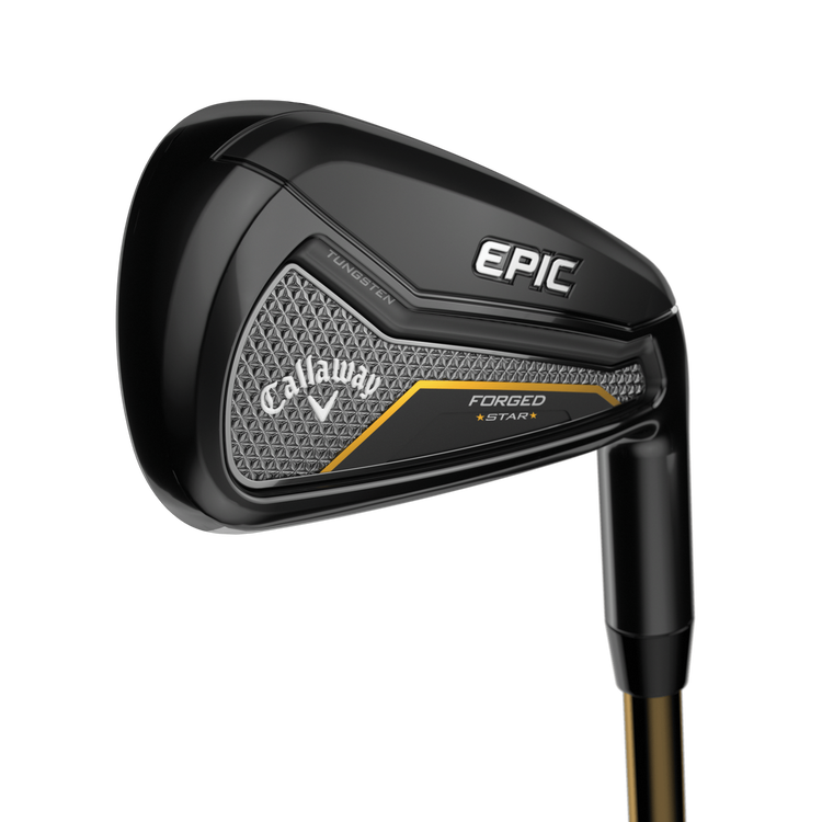 Epic Forged Star Irons - View 1