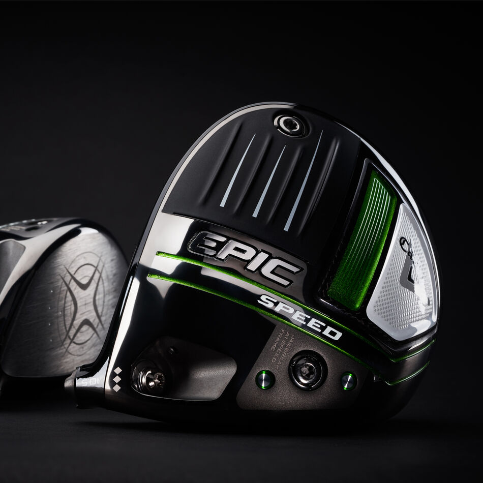 Epic Speed Triple Diamond Drivers - Featured