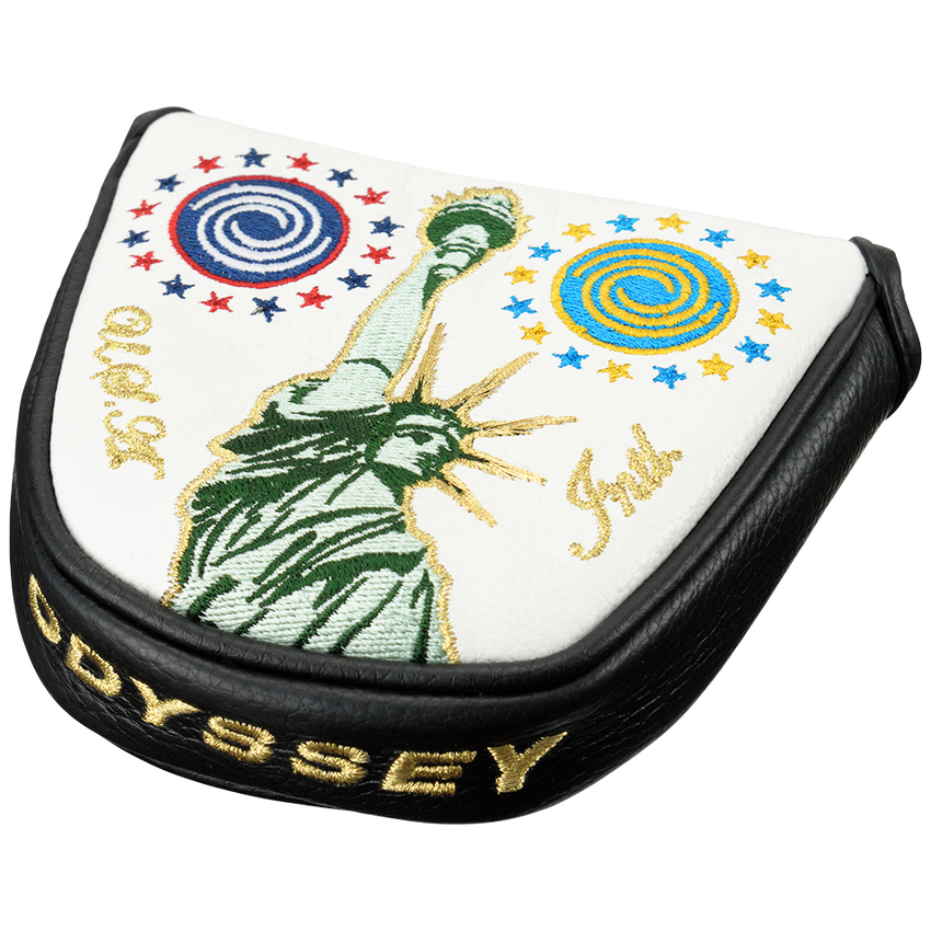 Limited Edition President's Cup Mallet Headcover - View 1