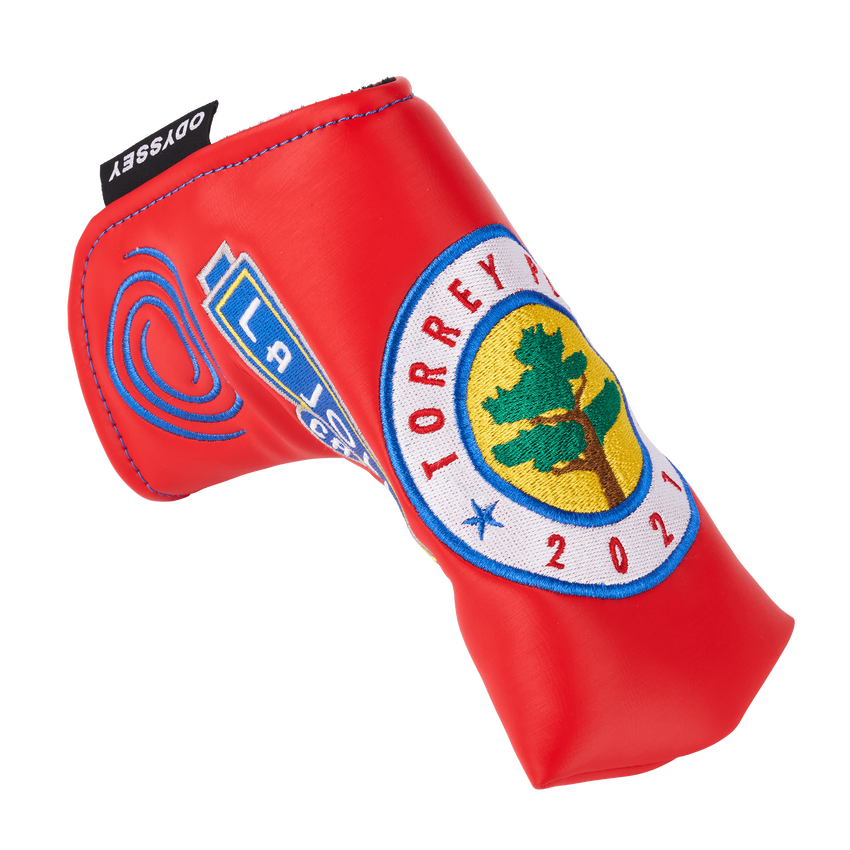 Limited Edition June Major Blade Headcover - View 2