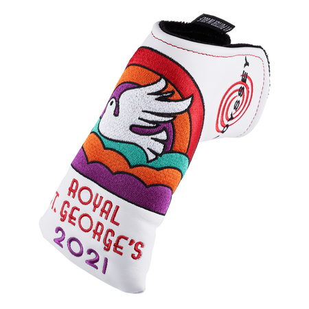 Limited Edition 2021 July Major Blade Headcover