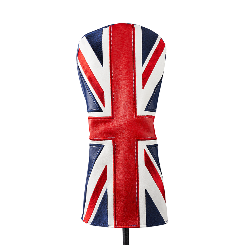 Union Jack Driver Headcover - View 1
