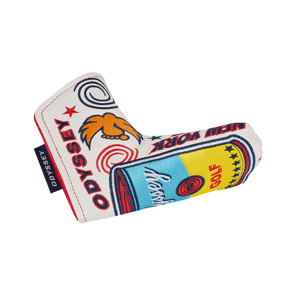 Limited Edition 2020 Odyssey September Major Blade Headcover - View 2
