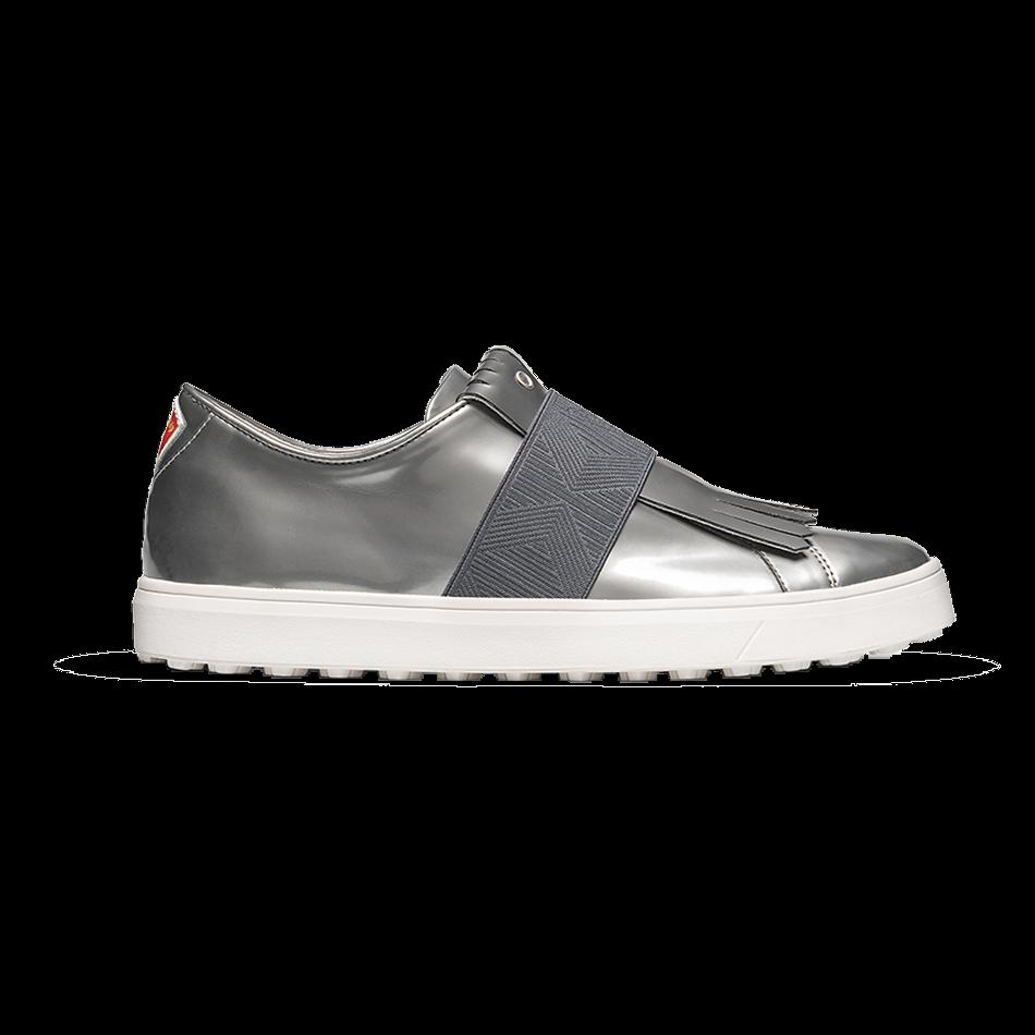 Women's Italia Series Kiltie Golf Shoes - View 1