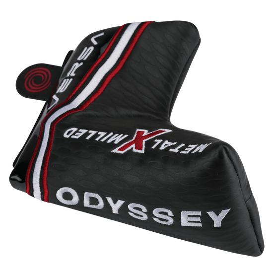 Odyssey Metal-X Milled Versa Blade Putter Headcover