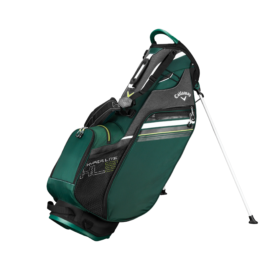 Hyper-Lite 3 Double Strap Stand Bag - Featured