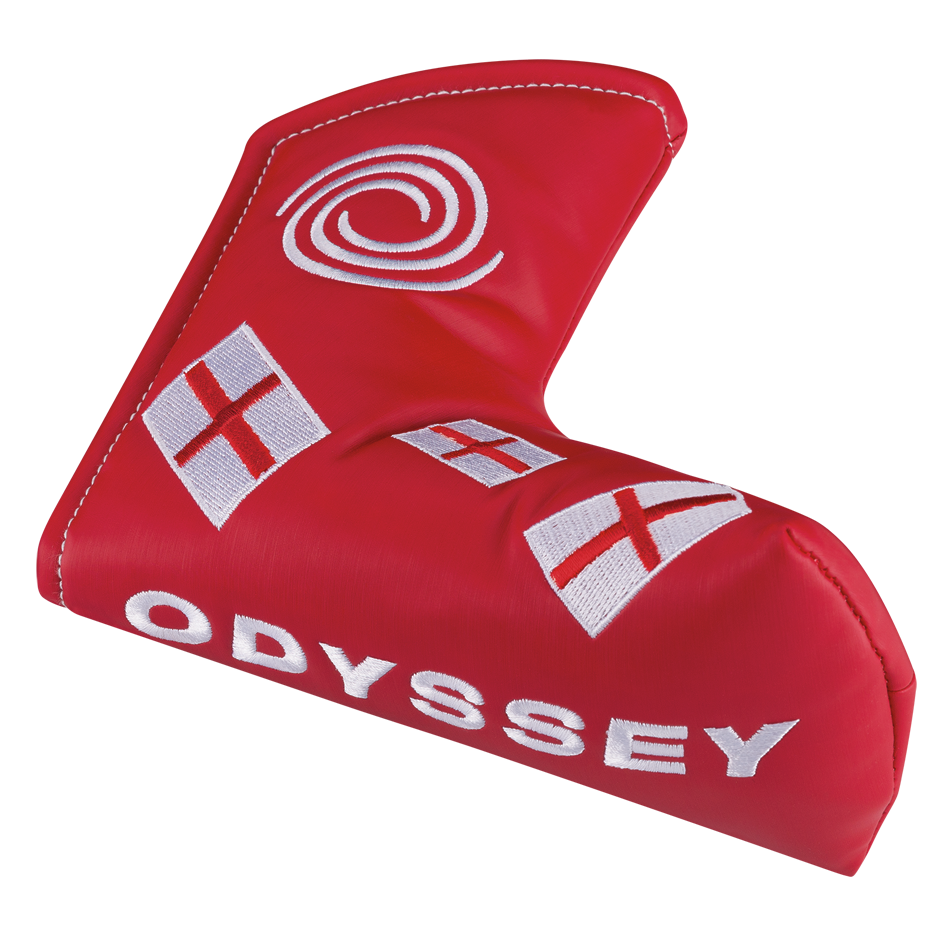 Odyssey England Blade Headcover - Featured