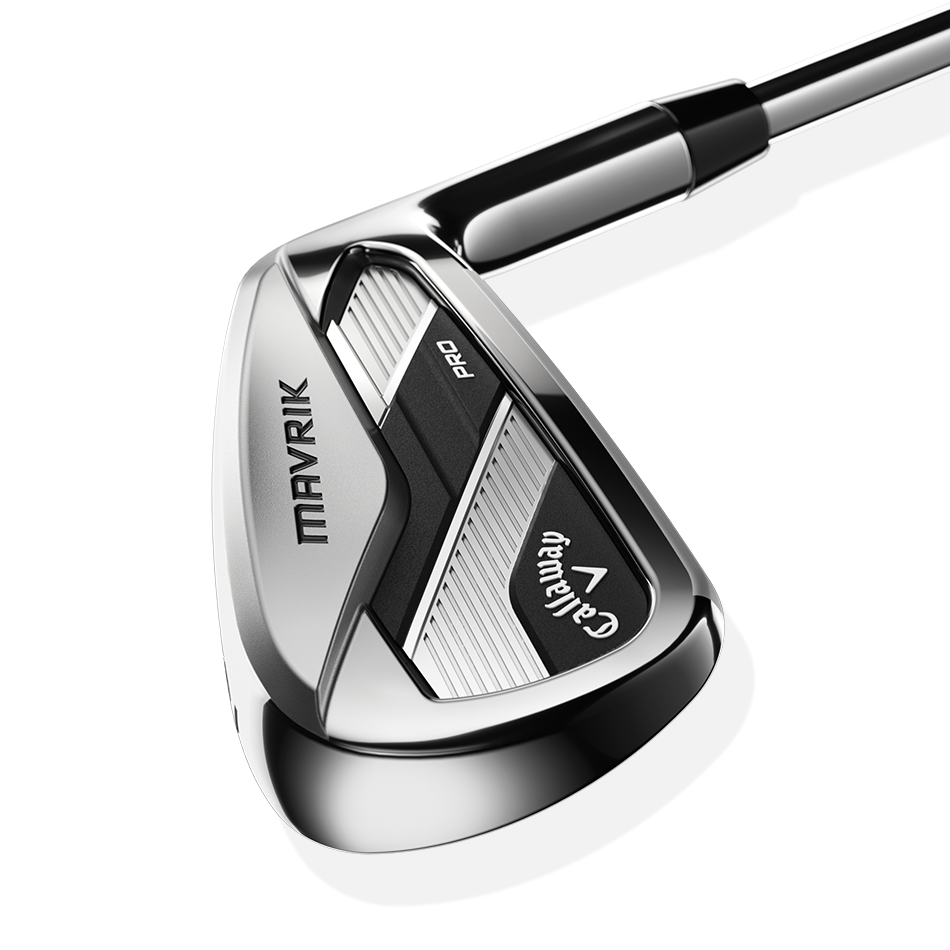 MAVRIK Pro Irons - Featured