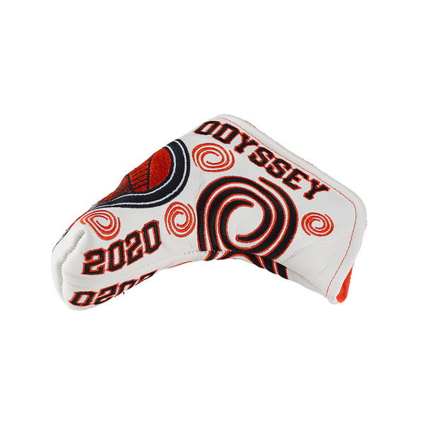 Limited Edition 2020 Odyssey August Major Blade Headcover - View 1