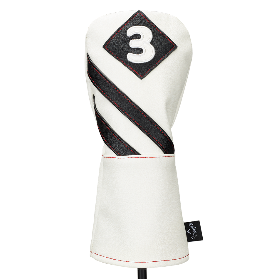 Vintage Fairway Headcover - Featured