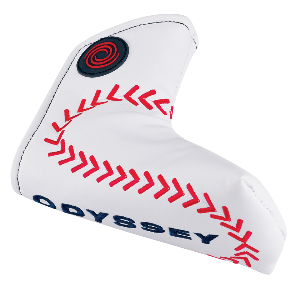Odyssey Baseball Blade Headcover - Featured