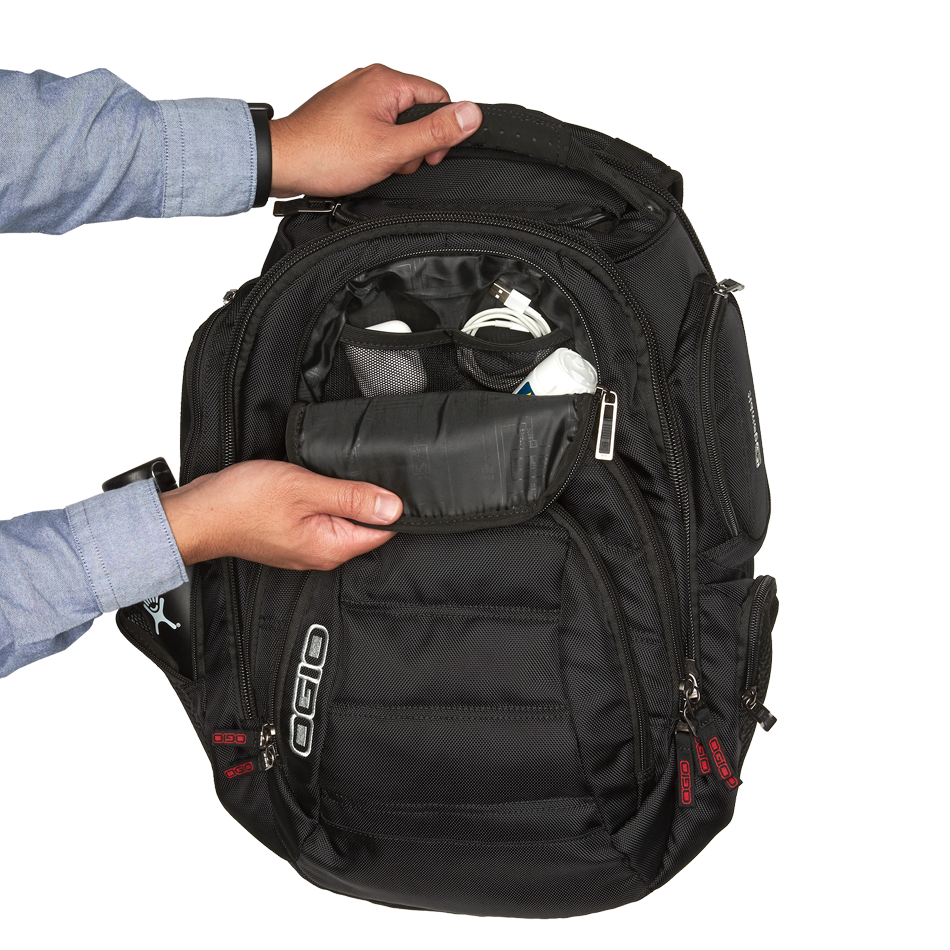 Gambit Laptop Backpack - View 9