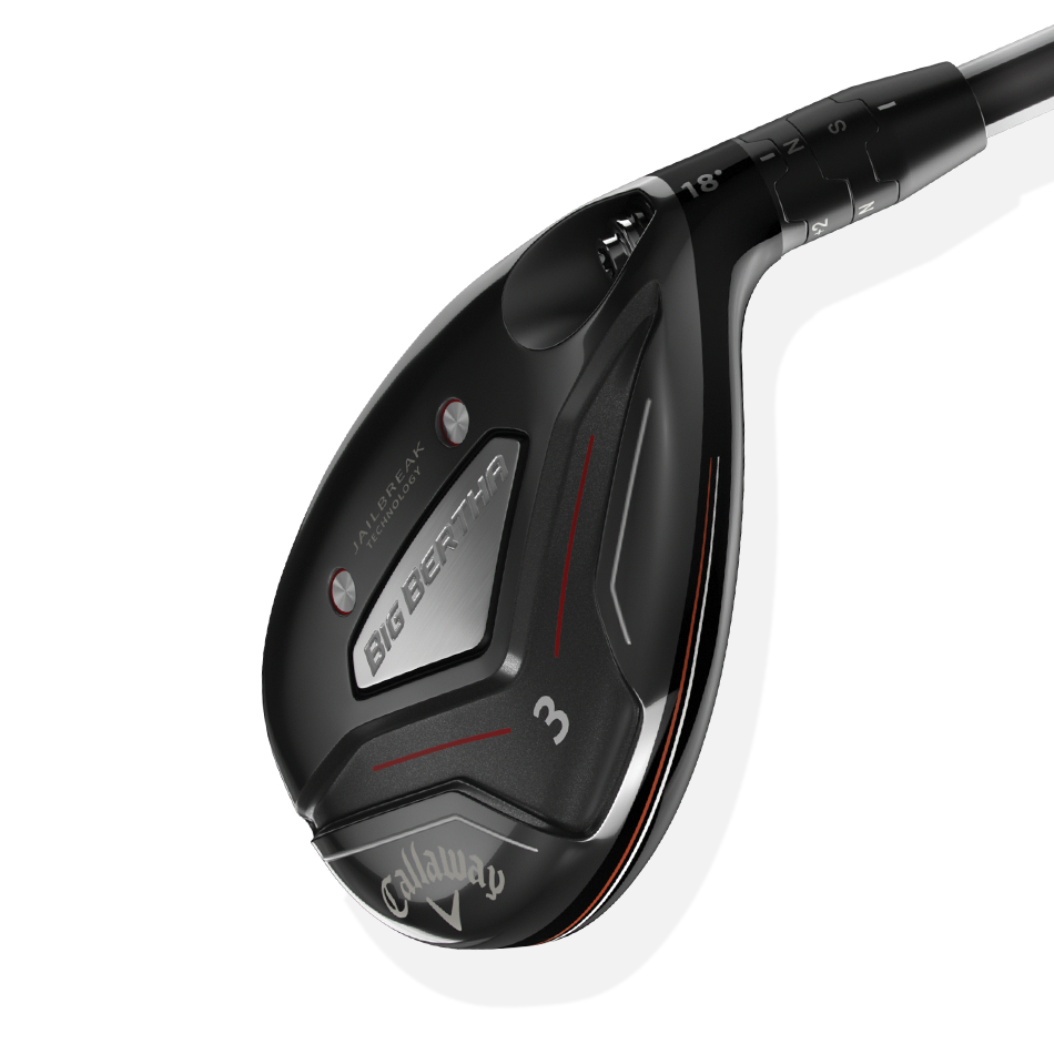Women's Big Bertha Hybrids - Featured