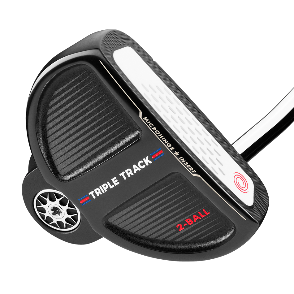 Triple Track 2-Ball Putter - View 4