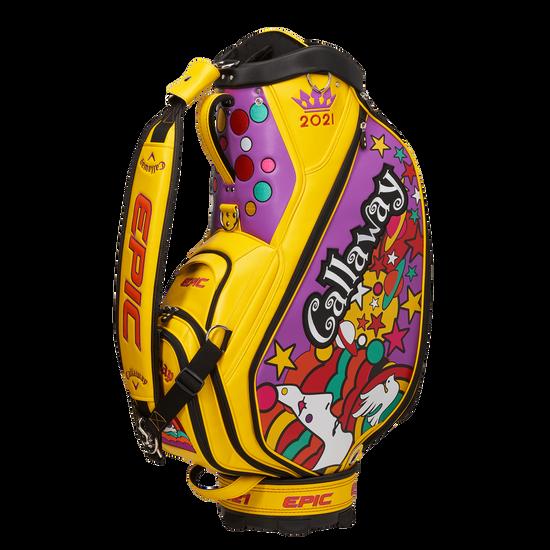 Limited Edition 2021 July Major Staff Bag