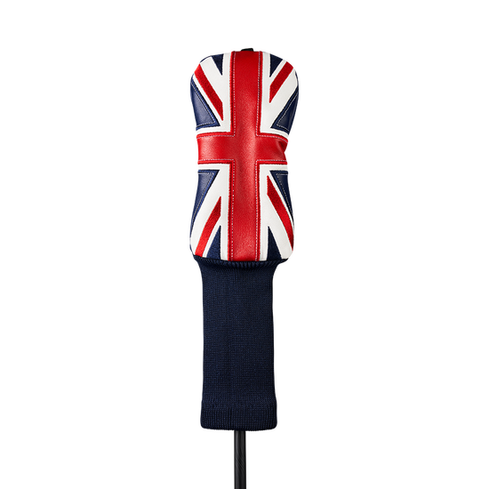 Union Jack Hybrid Headcover