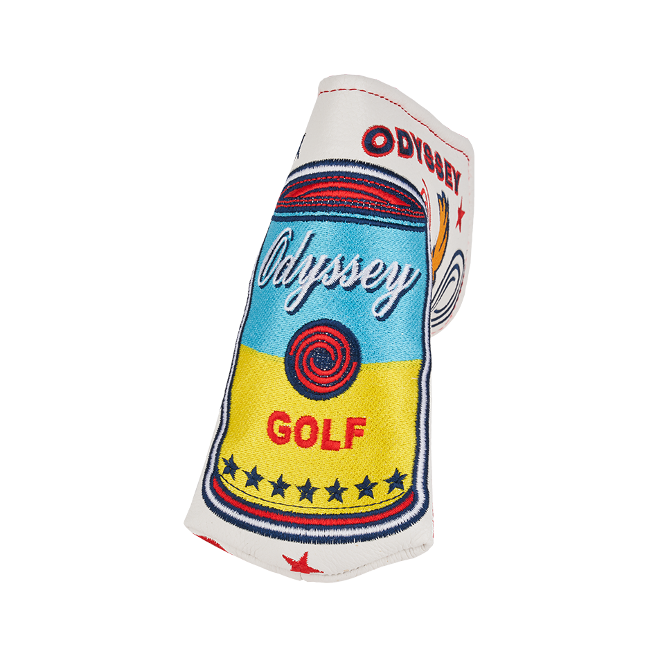 Limited Edition 2020 Odyssey September Major Blade Headcover - View 3