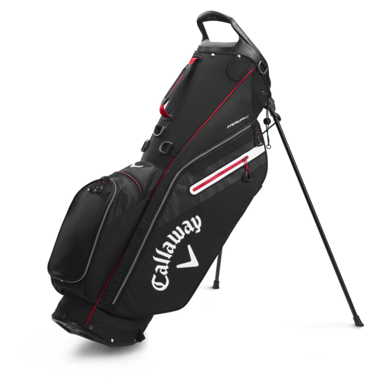 Fairway C Double Strap Stand Bag