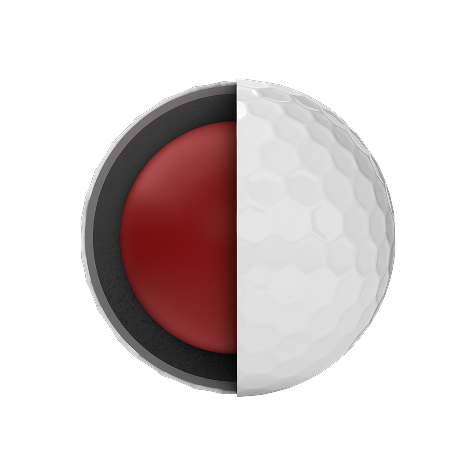 Chrome Soft Golf Balls - View 5