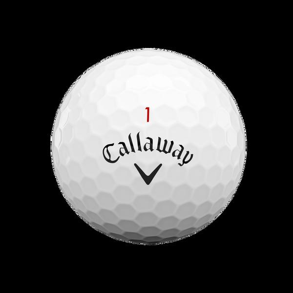 Chrome Soft Golf Balls - View 3