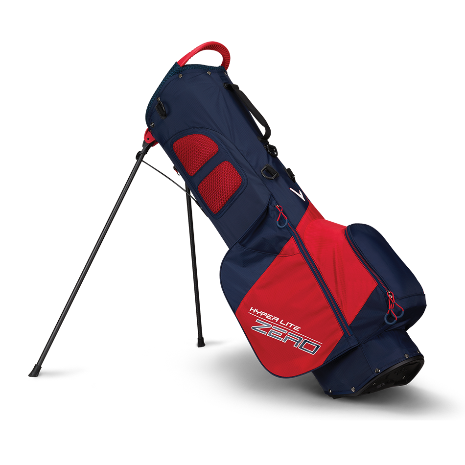 Hyper-Lite Zero Double Strap Stand Bag - View 2