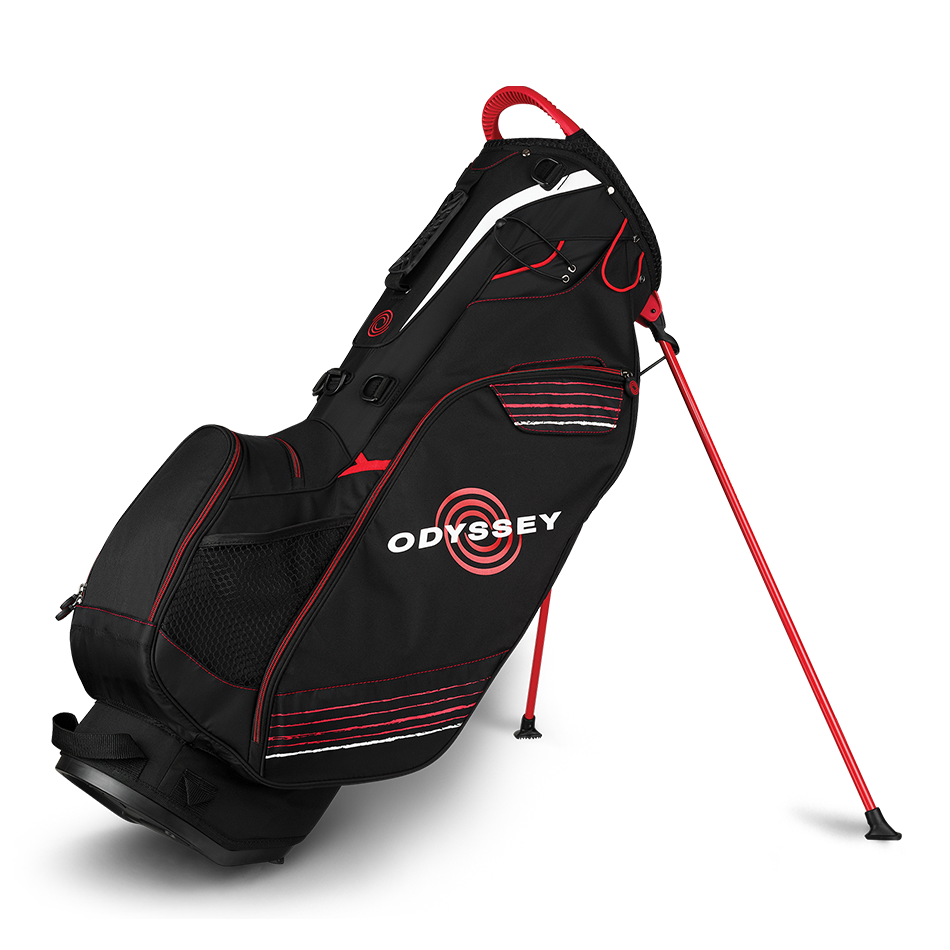 Odyssey Hyper-Lite 3 Double Strap Stand Bag - View 1