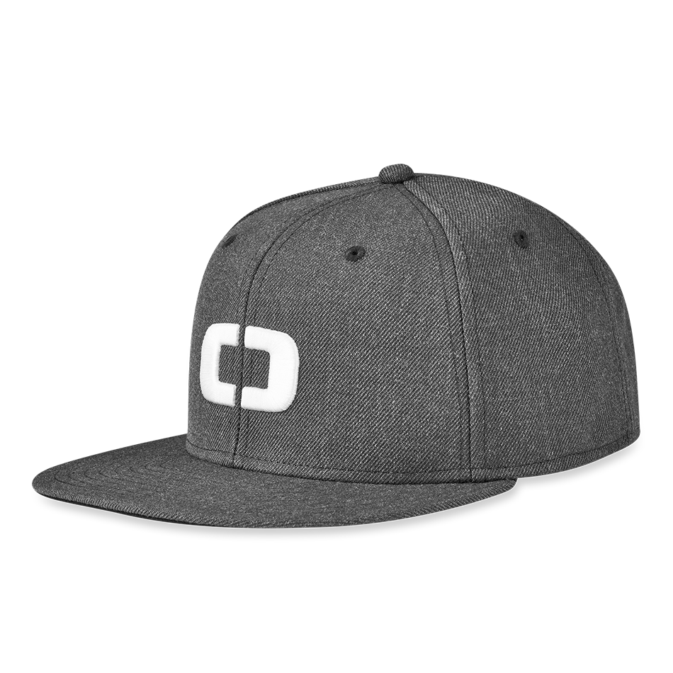 Icon Snapback Hat - View 1