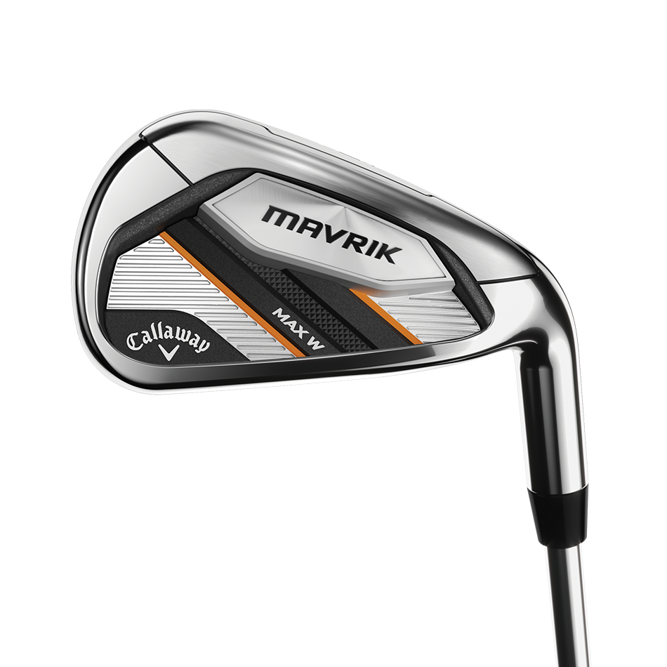 Women's MAVRIK MAX W Irons - View 2