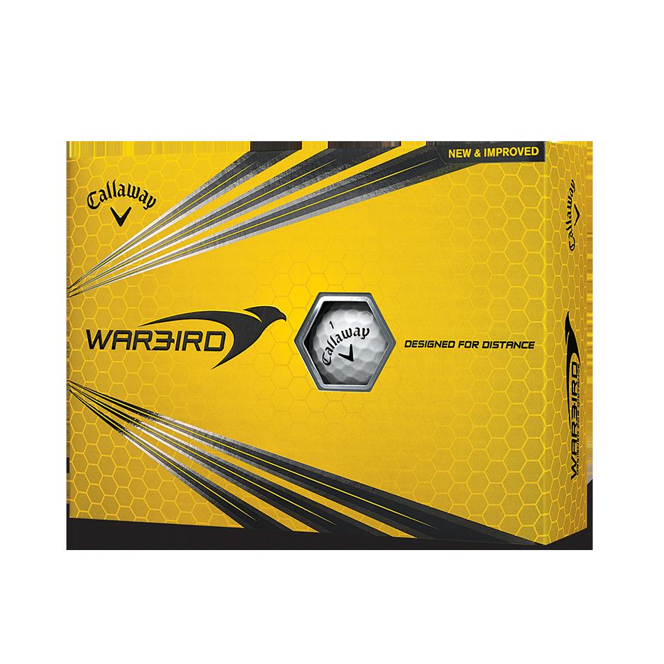 Warbird Golf Balls - Personalised - Featured