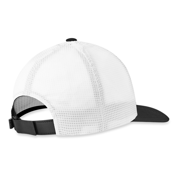 Badge Mesh Hat - View 3