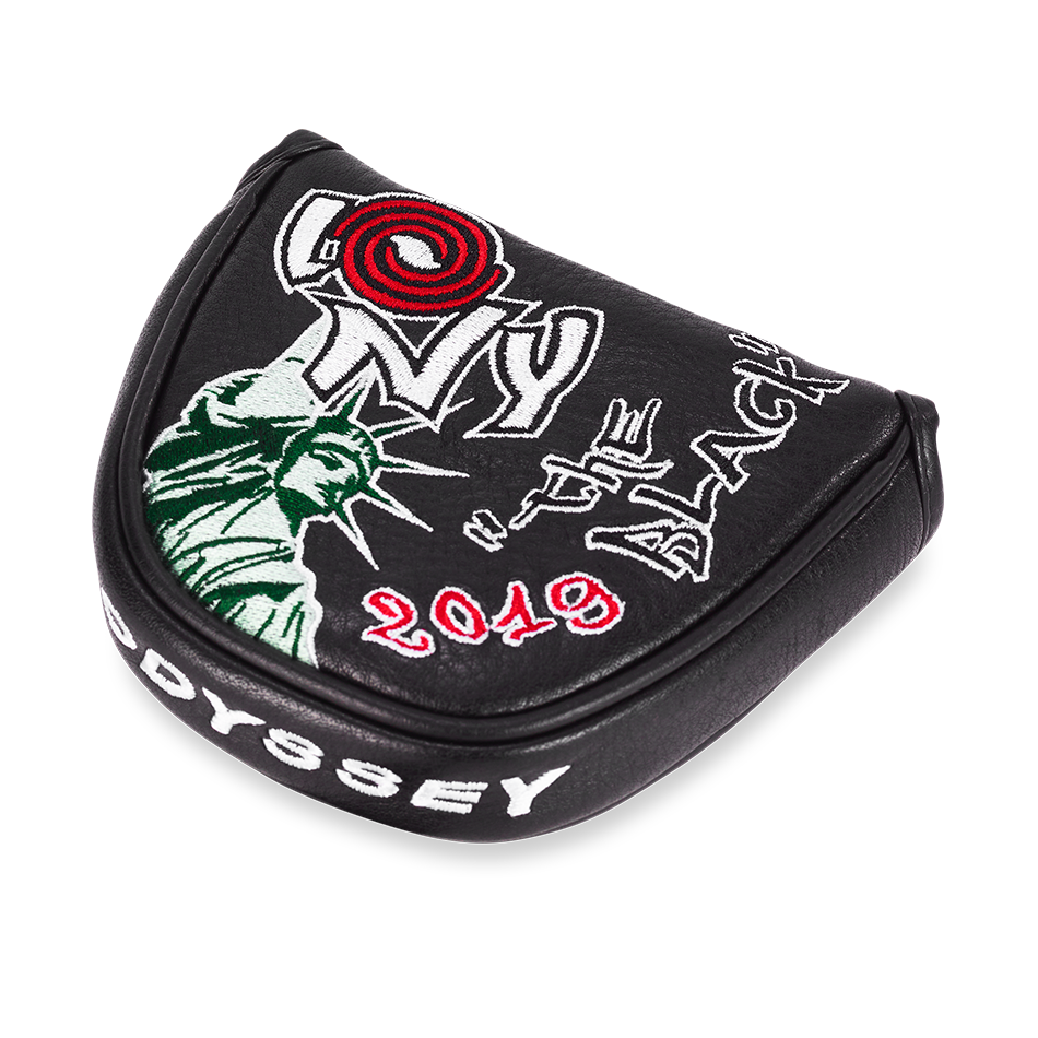 Limited Edition Odyssey May Major Mallet Headcover - View 1
