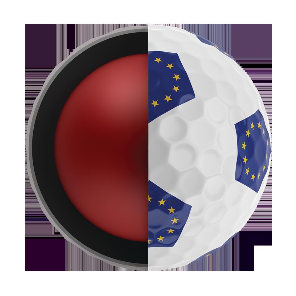 Chrome Soft European Truvis Golf Balls - View 5