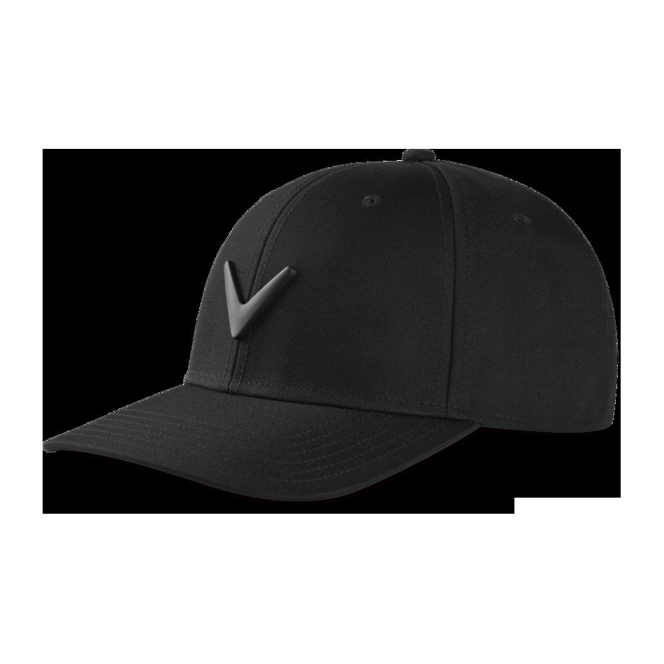Metal Icon Cap