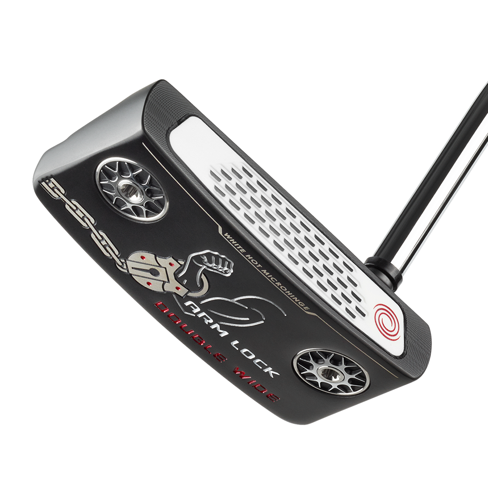 Odyssey Arm Lock Double Wide Putter - View 4