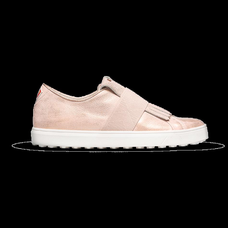 Women's Italia Series Kiltie Golf Shoes - Featured