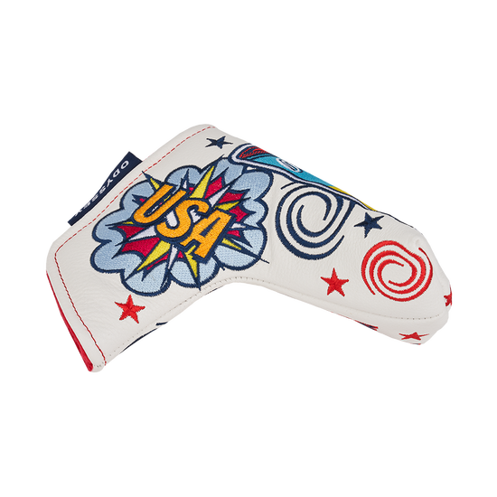 Limited Edition 2020 Odyssey September Major Blade Headcover