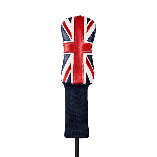 Union Jack Hybrid Headcover - View 1