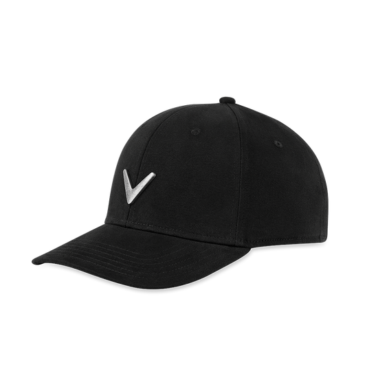 Metal Icon Adjustable Cap