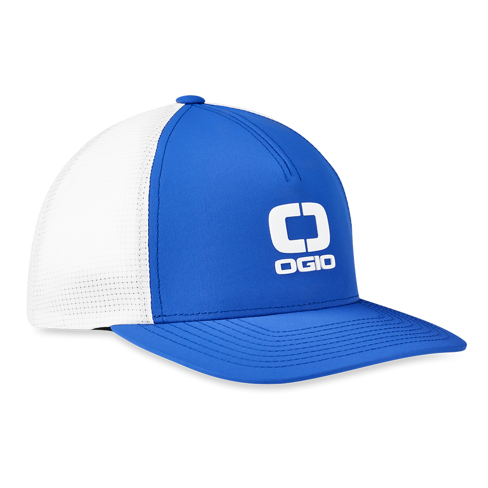 Casquette en maille Badge - View 2