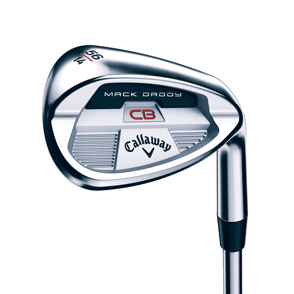 Wedges Mack Daddy CB - View 1