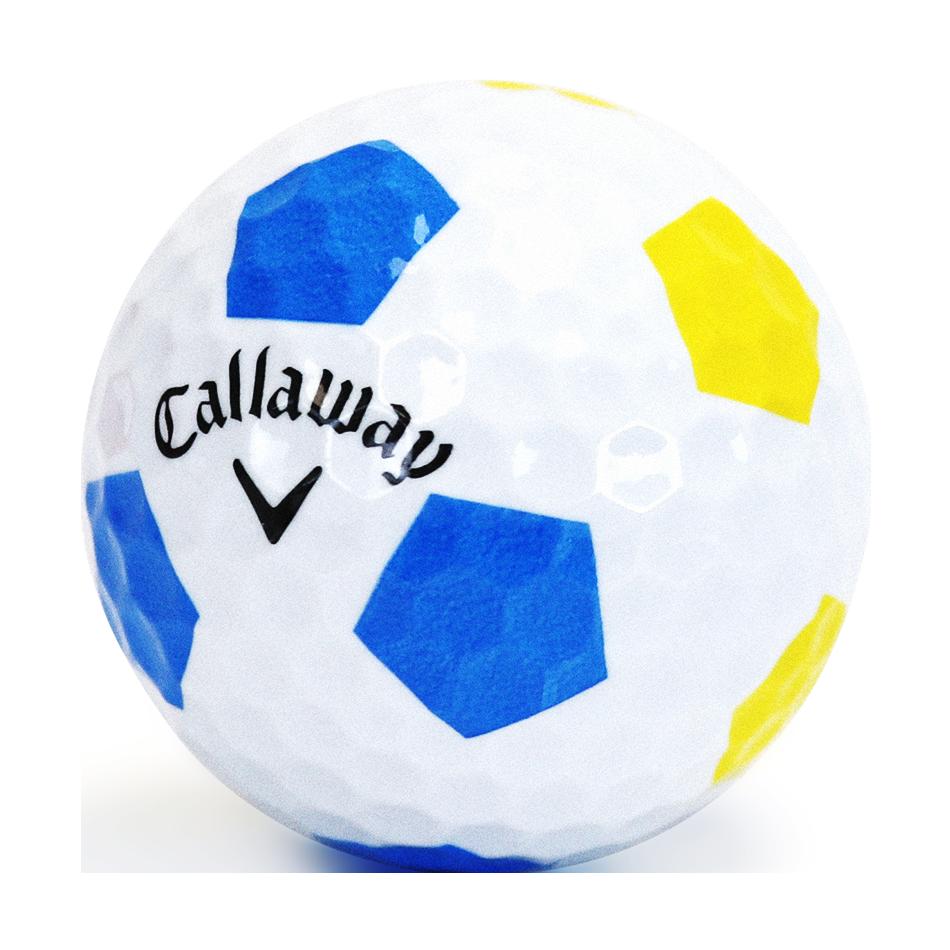 Chrome Soft Sweden Truvis Golf Balls - View 5
