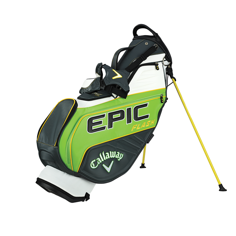 Epic Flash Staff Double Strap Stand Bag - Featured