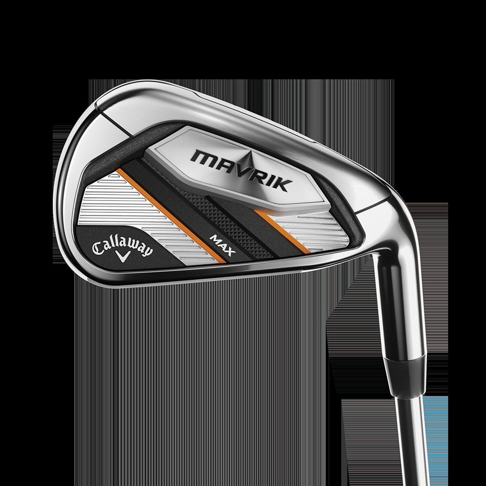 MAVRIK MAX Irons/Hybrids Set - View 3