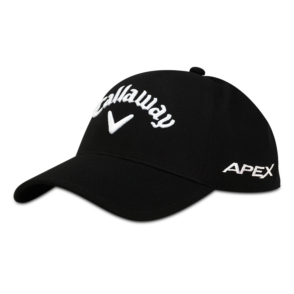 Tour Authentic Seamless Fitted Cap - Featured