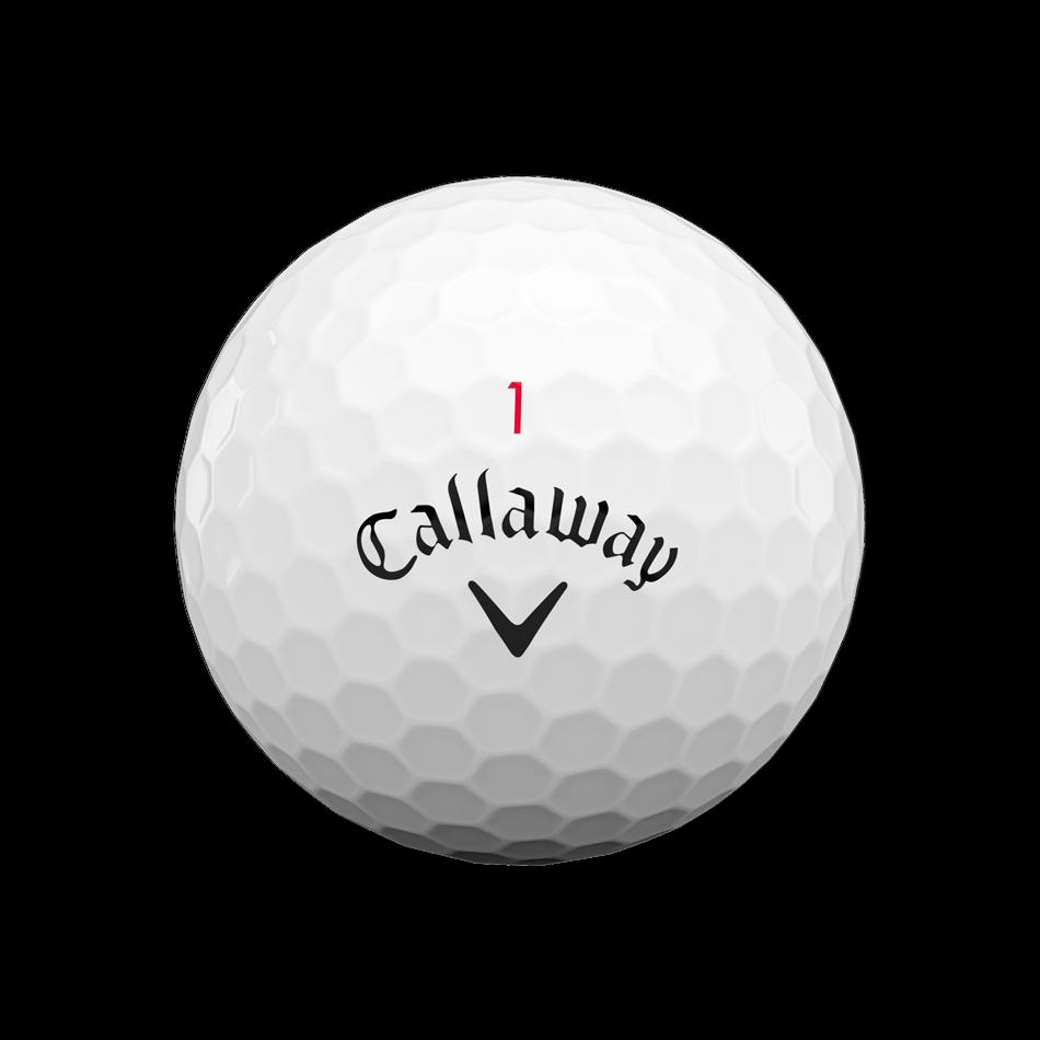 Balles de golf Chrome Soft X 2020 - View 3