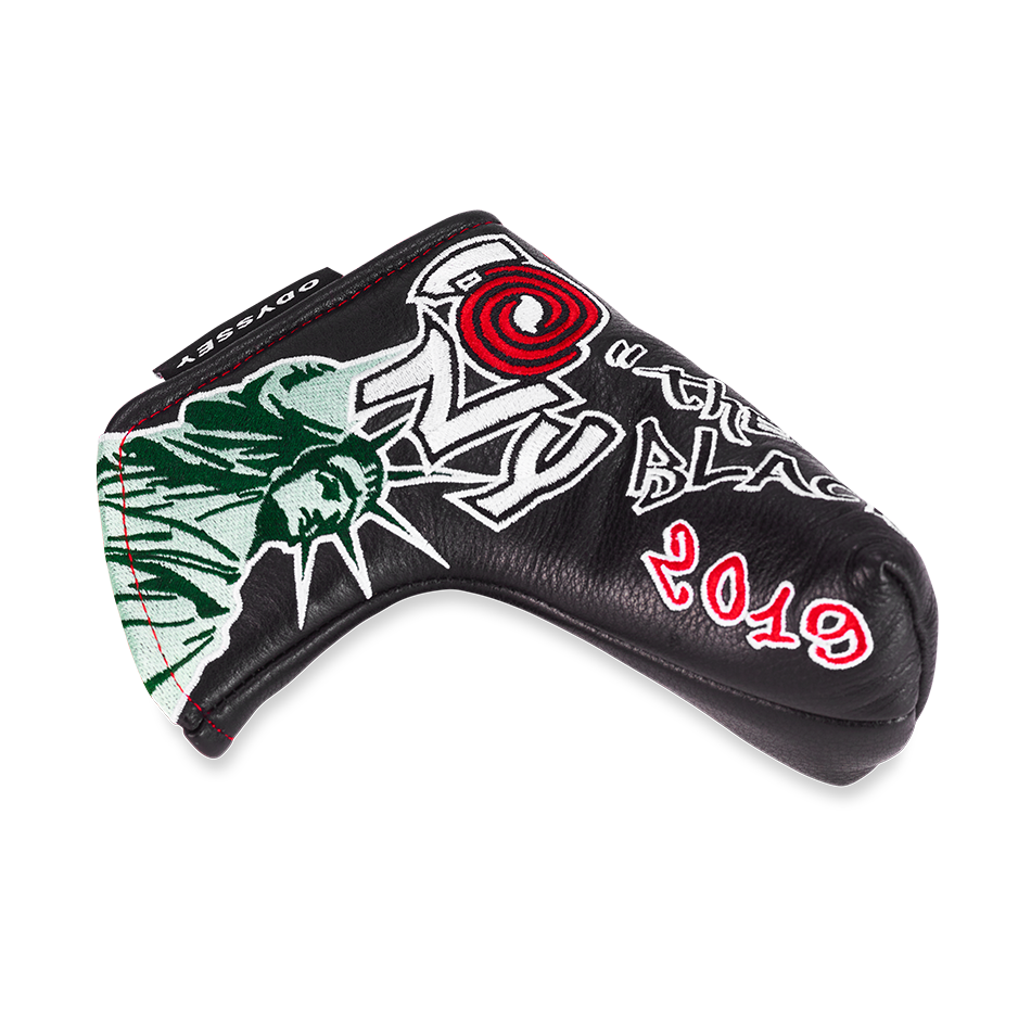 Limited Edition Odyssey May Major Blade Headcover - View 1