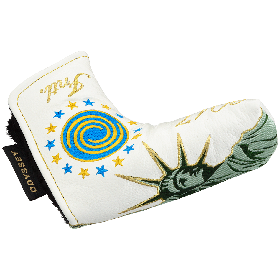 Odyssey President's Cup Blade Headcover - Featured