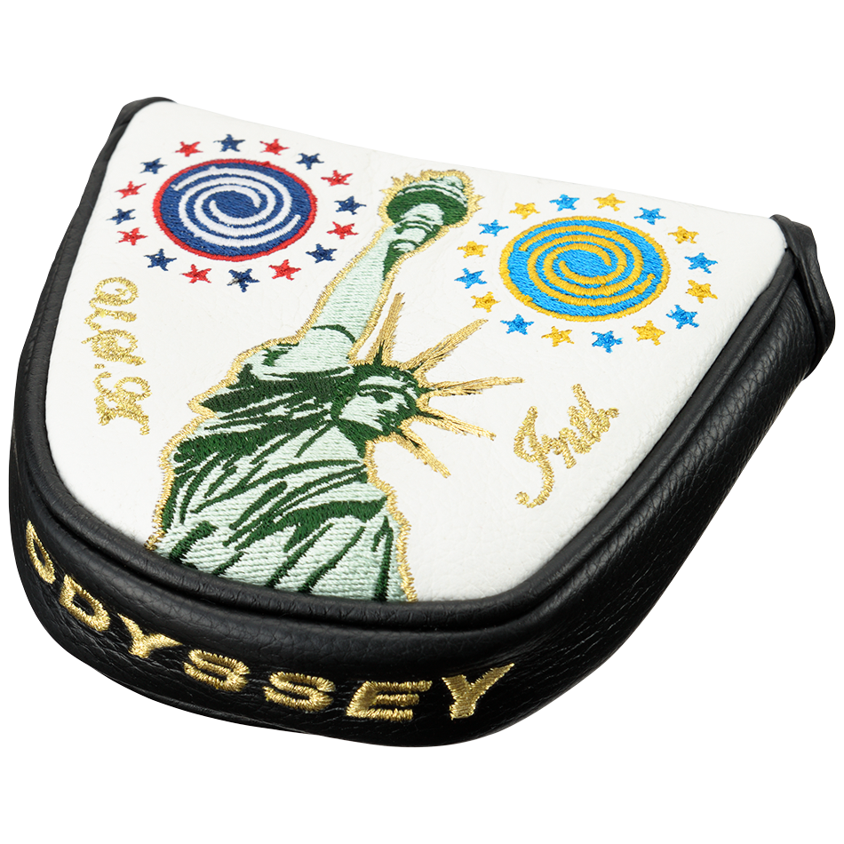 Odyssey President's Cup Mallet Headcover - Featured