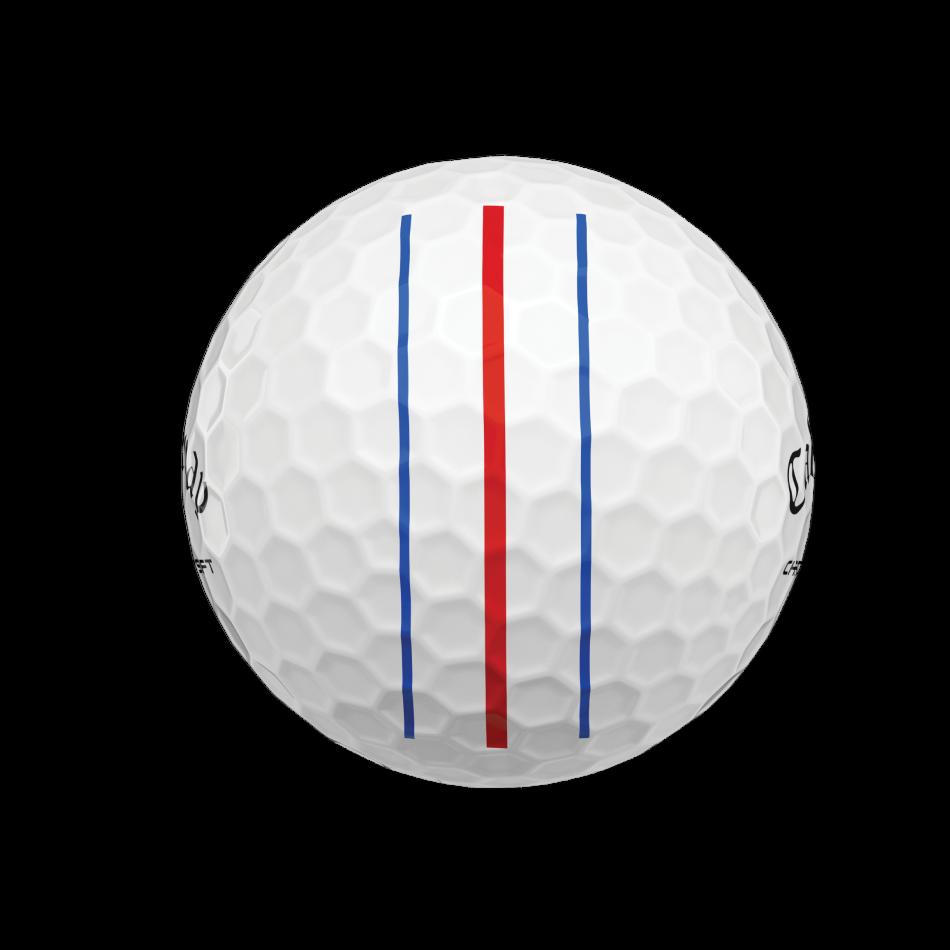 Balles de golf Chrome Soft Triple Track 2020 - View 5